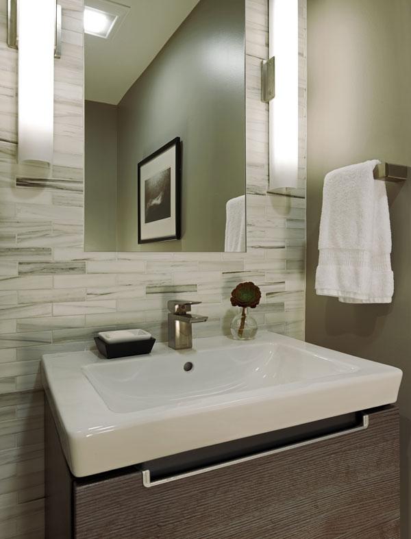 Bathroom by Vawn Greany